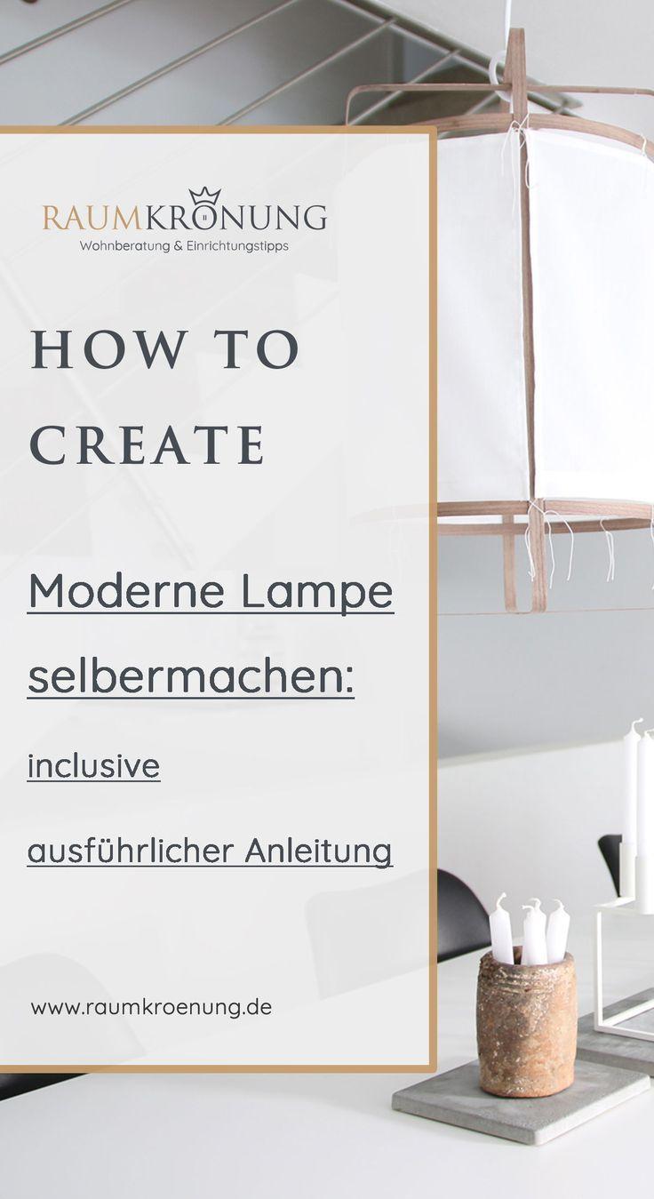 Lampen Diy Cottonlights By Anja Selbstgemachte Lampen Einrichtungstipps Und Lampen Selber Machen Anleitung