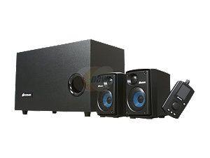 Audio - Corsair Gaming Audio Series SP2500   High-power 2.1 PC Speaker System