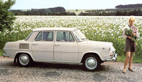 #Škoda 1000 MB