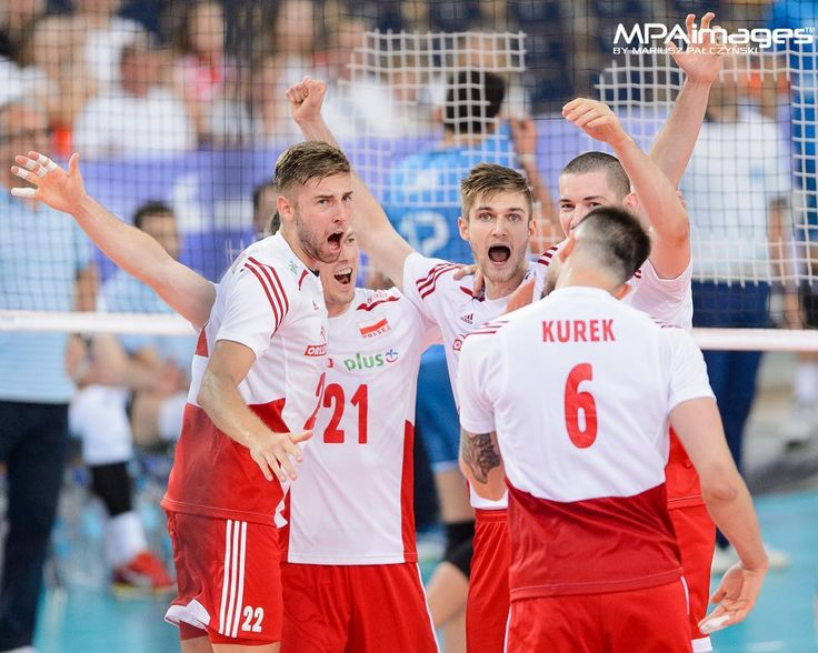 Poland won 3:1 with Argentina in FIVB World League 2016  #fivbworldleague #fivb #fivbvolleyball #siatkowka #siatkówka #volleyball #volley #polska #poland #photo #foto #sportphotography #sport #mpaimages #gopoland