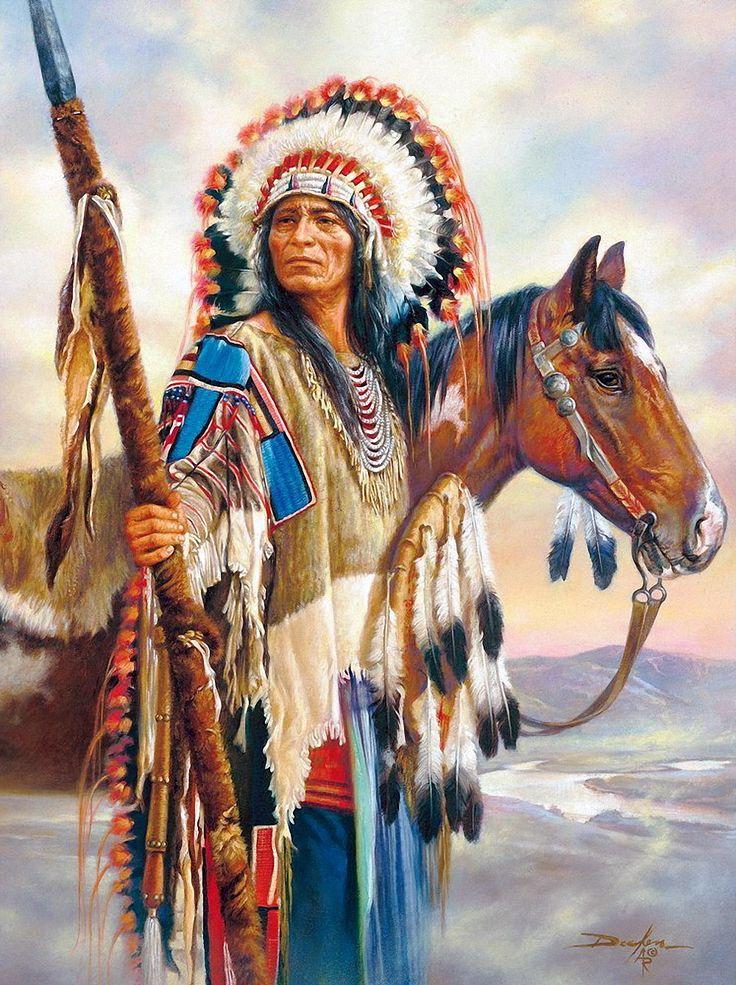 Картинки мудрых индейцев
