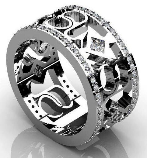 SEACRET RING - gorgeous!  I am going to get this ring! !!!