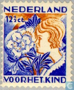 Netherlands [NLD] - Children's Stamps 1932