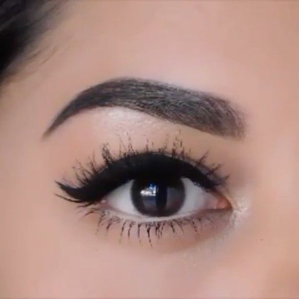 Preen.Me VIP Chassy uses her gifted TWEEZERMAN #BackToBrows essentials to create perfectly arched brows. Click through to see her in action.