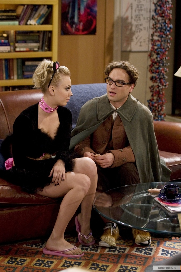 """The Big Bang Theory: """"The Middle Earth Paradigm"""" (2007)"""