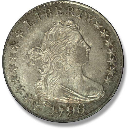 Draped Bust. Small Eagle. 1796-1799