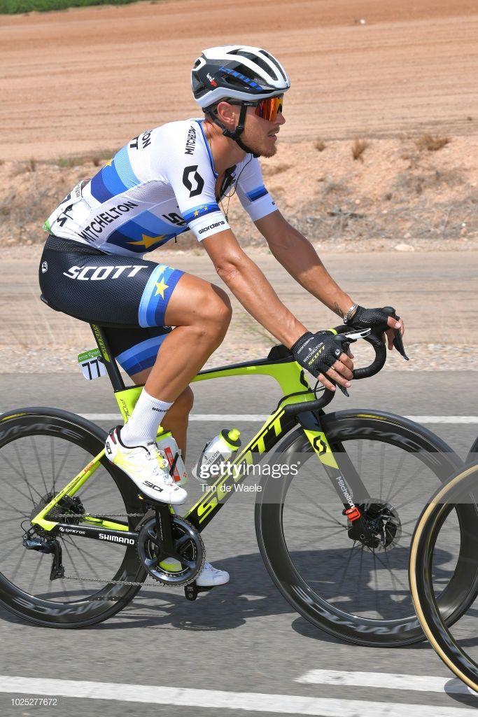 Matteo Trentin Of Italy And Team Mitchelton Scott European Champion Nel 2020 Corsa