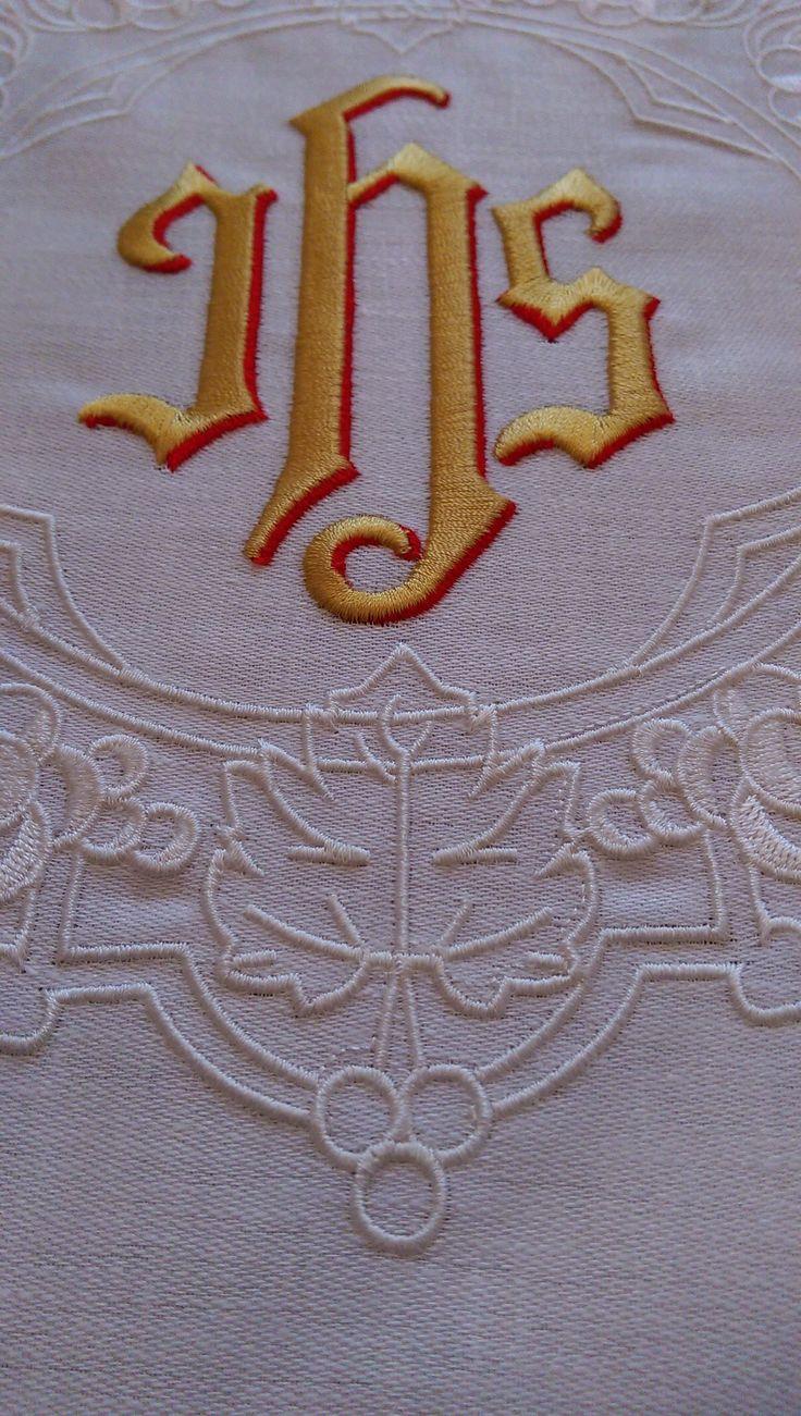 Custom Embroidery Sample