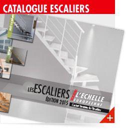 Nos catalogues : Echelle Européenne, échelles, échafaudages et escaliers sur…