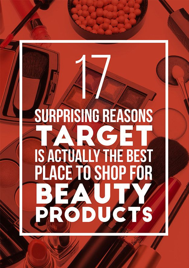 17 Things That I Would Tell My Future 17 Year Old Daughter: 17 Surprising Things You Need To Know About Target's