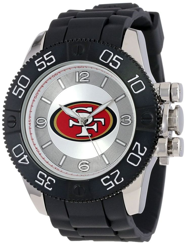 Game Time Men's #NFL Beast Watch San Francisco 49ers Game Time from $47.35