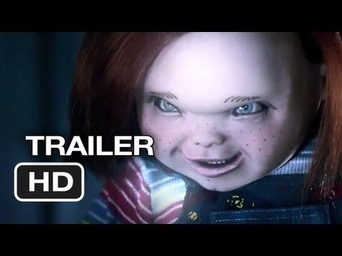 "Curse of Chucky - From the looks of this trailer, this movie is going to be suspenseful and scary like the first three ""Child's Play"" movies were. This Chucky outing actually takes place after (not sure how as he was ripped to shreds in three, and now looks brand new) ""Child's Play 3. Considering how good the trailer looks and the popularity of the series, I am surprised it is going directly to DVD..."