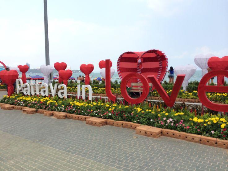 Pattaya in love