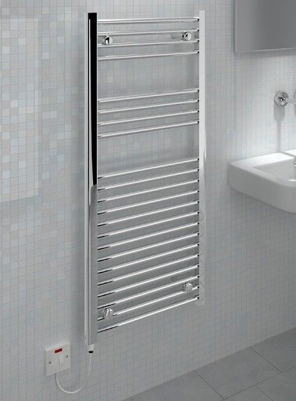 KUDOX ELECTRIC TOWEL RAIL Suitable For Any Bathroom... Http://www
