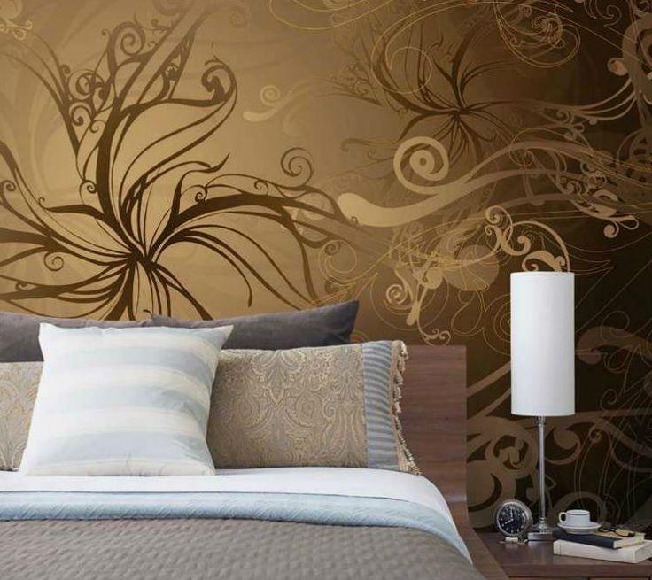 Nos encanta este fotomural para cabeceras de cama!! https://papelvinilicoonline.com/es/197-flowers-and-textures