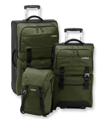 Top-Load Luggage Collection: Rolling Luggage | Free Shipping at L.L.Bean