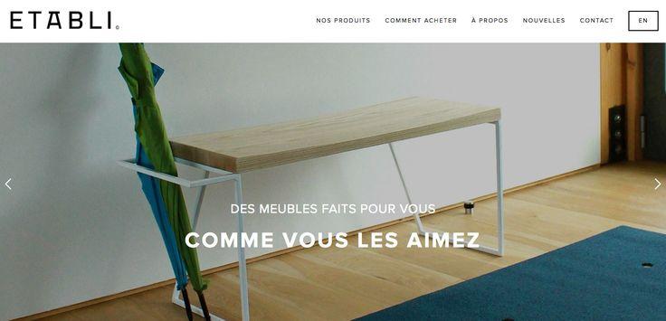 17 best images about comptoir cuisine tabli fabrication on pinterest pipe table plan de. Black Bedroom Furniture Sets. Home Design Ideas