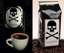 World's Strongest Coffee by Death Wish Coffee