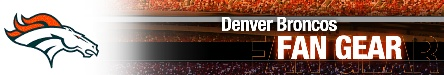 Shop for Denver Broncos Fan Gear, Apparel and Clothing. Thousands of items available