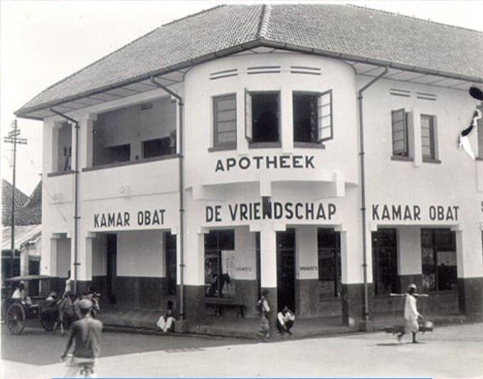 Van Deventerlaan, Soerabaja