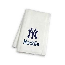 8 best new york yankees baby gifts images on pinterest baby new york yankees personalized burp cloth new york yankees at personalized gifts for babies and big negle Images
