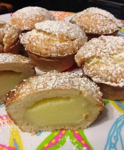 Recipe: Pasta Ciotti Italian Custard-Filled Dessert Tarts Summary: Pasta Ciotti are small Italian custard-filled dessert tarts. The word 'pasta' is Italian for dough and in this case it refers to a sweet dough. Pasta Ciotti are a nice addition to a cookie tray or as a small after-dinner pastry with a cup of espresso or …