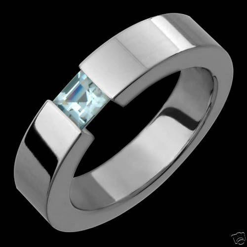 The Most Beautiful Wedding Rings Mens Tension Wedding Rings
