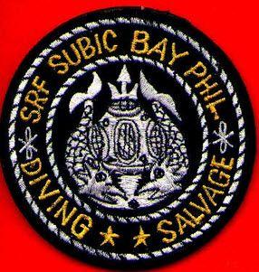 US Naval Ship Repair Facility Subic Bay P.I. DIVING & SALVAGE