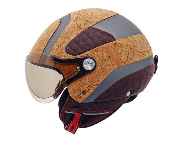 Uma marca portuguesa de capacetes muito conhecida pelos seus elevados padrões de qualidade, lançou este capacete!