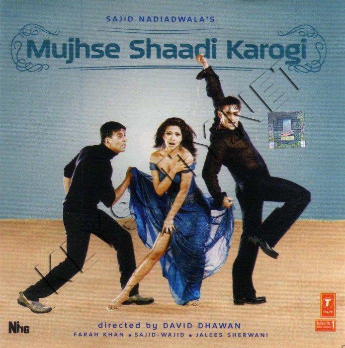 Mujhse Shaadi Karogi 2004 Flac Bollywood Songs New Movies Old Movies