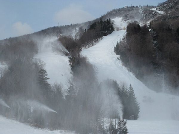 Hunter Mountain Ski Resort, Hunter, NY