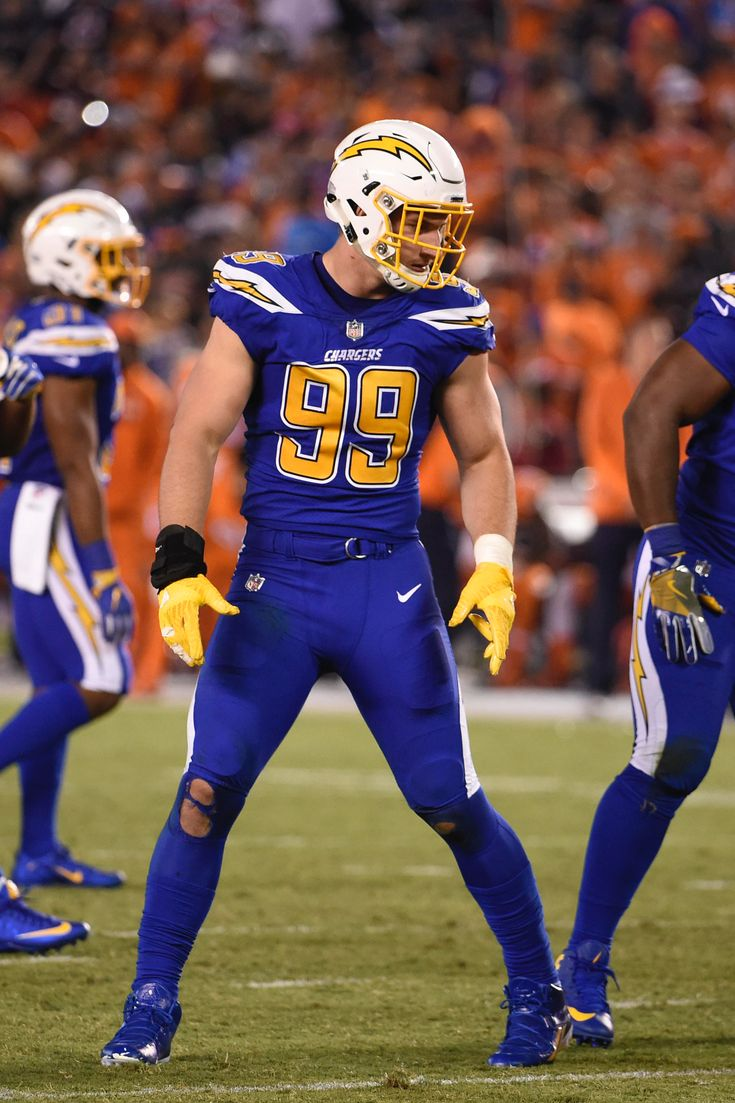 "San Diego Chargers 2016 ""Color Rush"" alternate uniform"