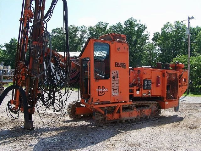 Tamrock Drilling Equipment    http://www.rockanddirt.com/equipment-for-sale/TAMROCK/drilling-equipment