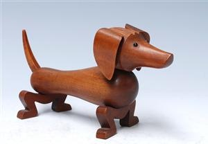 Kay Bojesen 1886-1958. gravhunden Pind