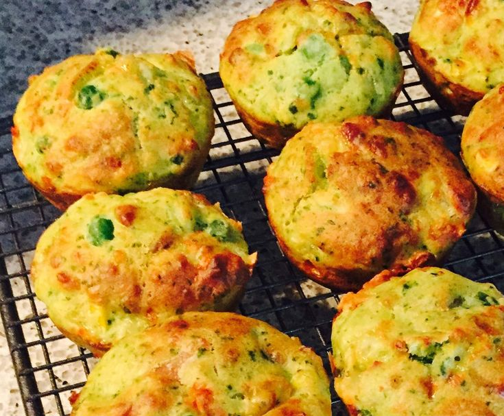 Recipe Savoury Breakfast Muffins by AshleighH195 - Recipe of category Baking…