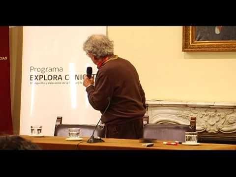 """Los Miércoles en la Academia: Humberto Maturana / """"¿Qué hace el Sistema nervioso?"""" - YouTube"""