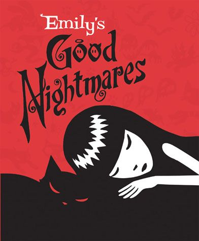Emily's good nightmares. - Emily the Strange