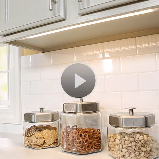 Add Undercabinet Lighting Existing Kitchen: 1000+ Ideas About Under Cabinet Lighting On Pinterest