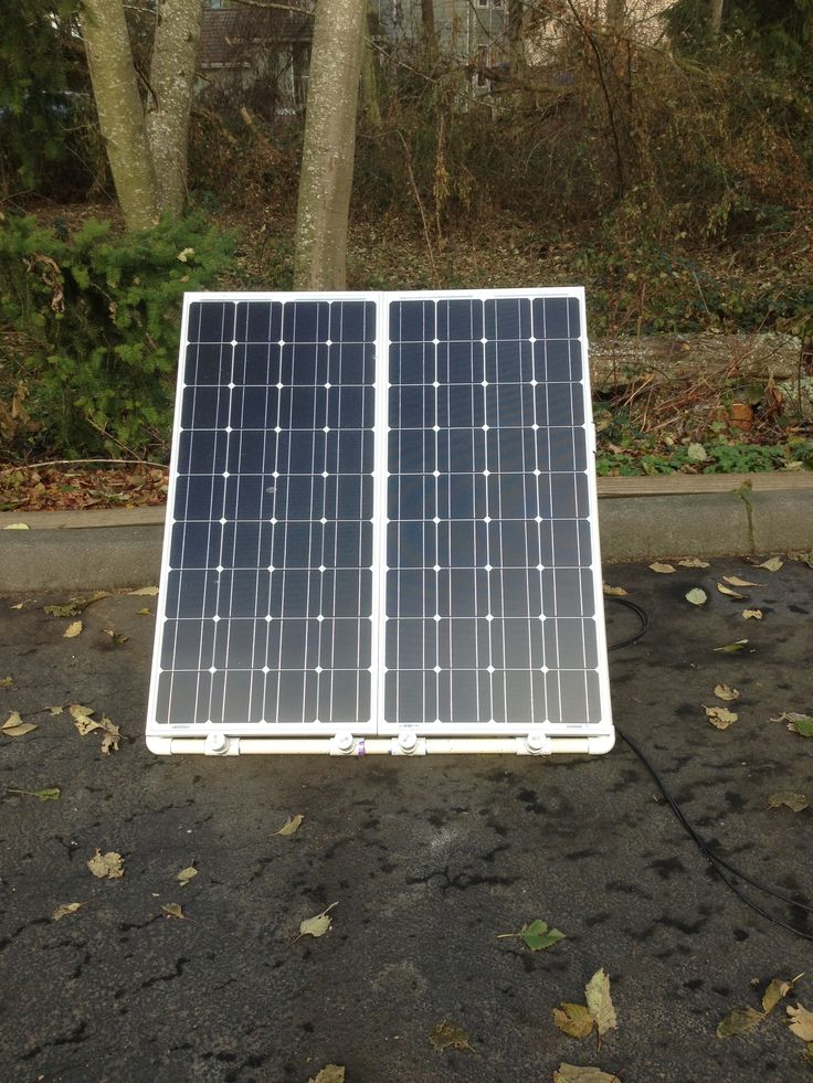 17 Best Images About Portable Solar On Pinterest A Hack