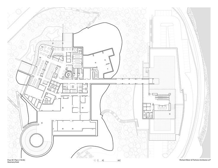 Gallery of Seamarq Hotel / Richard Meier & Partners - 11