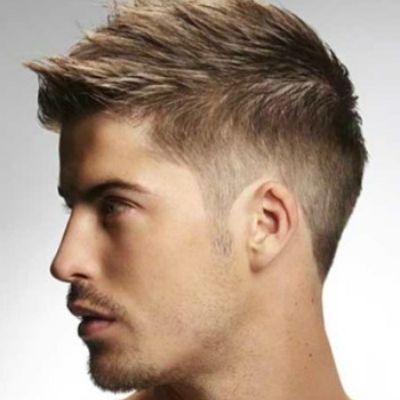 Favorito Oltre 25 fantastiche idee su Taglio capelli uomo corti ai lati  EH31