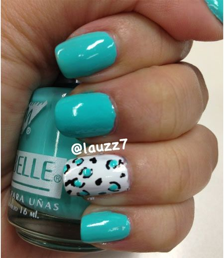 Animal Themed Nail Arts - Our 50