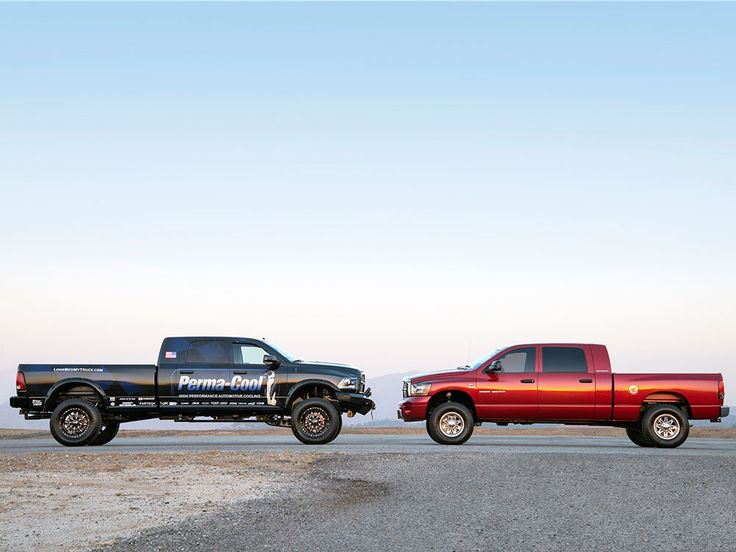 Perma-Cool Brings 2014 Dodge Ram 2500 Cummins Mega Cab Long Bed to 2014 SEMA Show