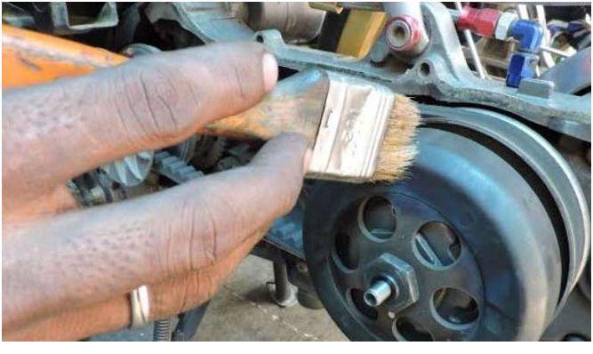Kapan Waktu yang Tepat untuk Ganti V-belt Motor Matik? - http://bintangotomotif.com/kapan-waktu-yang-tepat-untuk-ganti-v-belt-motor-matik/