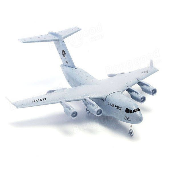C17 C-17 Transport 373mm Wingspan EPP DIY RC Airplane RTF Sale - Banggood.com