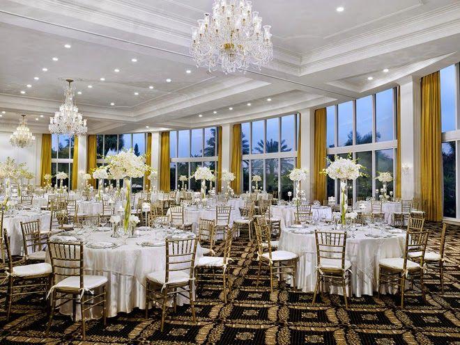Ivanka Trump Ballroom Breathtaking Weddings Need