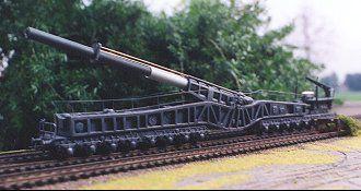 REI Siegfried Railway Gun