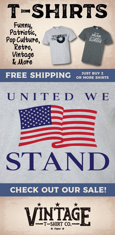 190b3a7704d Vintage T-Shirt Co. sells funny t-shirts