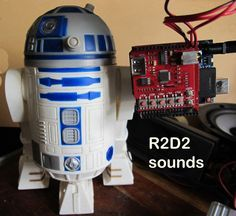 Picture of R2D2 Sounds on your Robot, Arduino