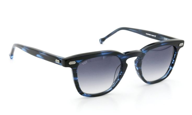 OAMC(オーバーオールマスタークロス)サングラス[d-lux d-ルクス 49size BLUE-SASA/BLUE 1/2]    ponmegane